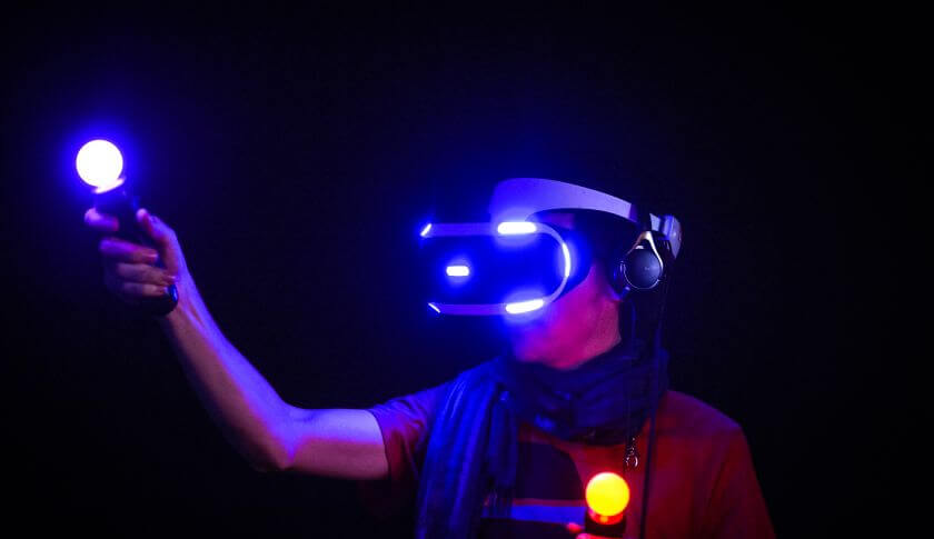 Impact of Immersive media on the movie Industry