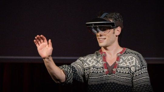 Rise of Augmented Reality, Current and Future Application of ar, srushti imx